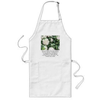 cauliflower apron