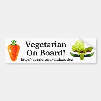 Cauliflower Bumper Sticker