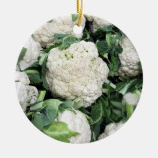 Cauliflower ornament