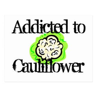 Cauliflower Postcard