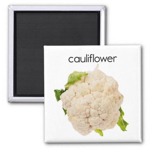 Cauliflower Refrigerator Magnet