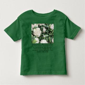 cauliflower toddler shirt