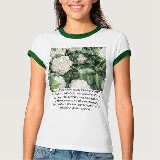 cauliflower womens shirt