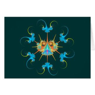 Caulimo Bug & Anti-Virus Greeting Cards
