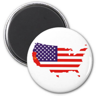 CAUSA_Flags 2 Inch Round Magnet