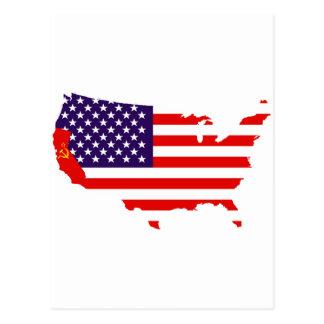 CAUSA_Flags Tarjeta Postal
