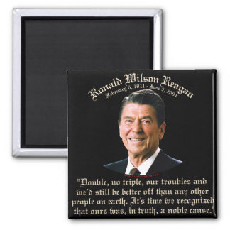Causa noble de Reagan Imán Cuadrado