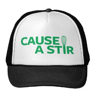 Cause a Stir Trucker Hat