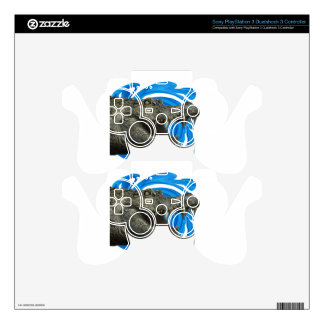 CAUSE AND EFFECT PS3 CONTROLLER SKIN