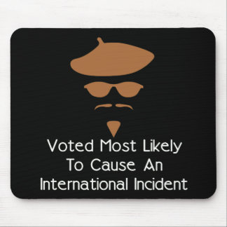 Cause International Incident Mouse Pad