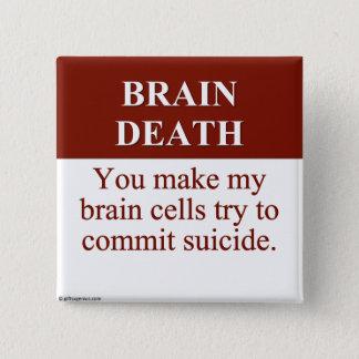 Cause of Brain Death (3) Button