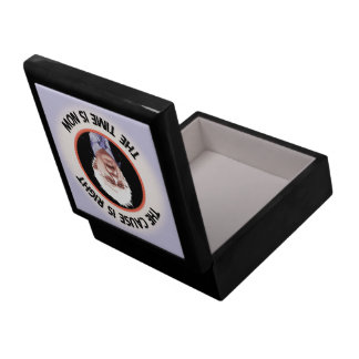 Cause Right, Time Now Keepsake Box