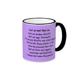 Causes - Healthy Eating Mug