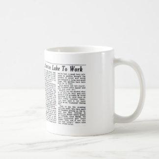Causeway Article Mug