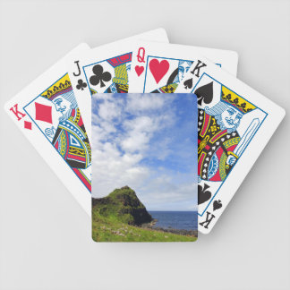 Causeway Coastline Bicycle Playing Cards