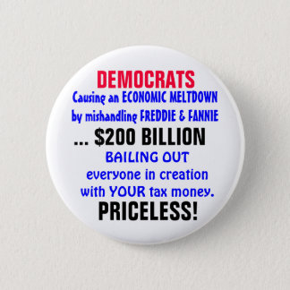 Causing an ECONOMIC MELTDOWN... Button