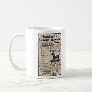 Caustic Balsam - German Ad Coffee Mugs