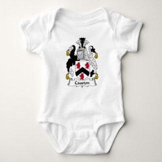 Causton Family Crest Baby Bodysuit