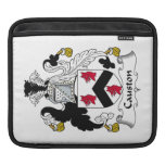 Causton Family Crest Sleeve For iPads