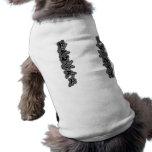 Cautela Camisa De Perrito