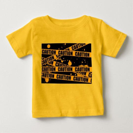 Caution! Baby T-Shirt