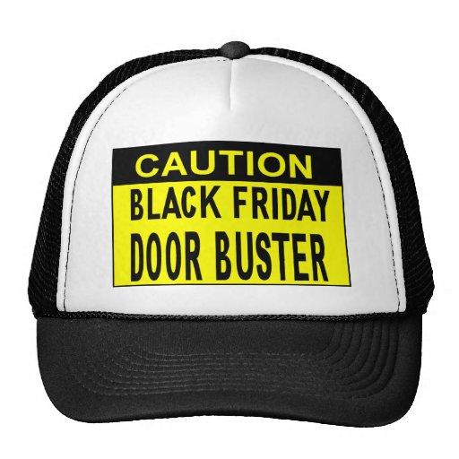 Caution_Black Friday Door Buster!! Hat