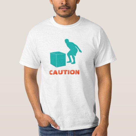 Caution Box Jump T-Shirt