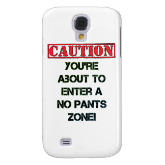 Caution! Samsung Galaxy S4 Cover