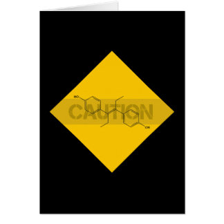 Caution: Estrogen Card