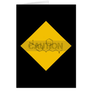 Caution: Fluoxetine Card