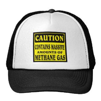 Caution hat.