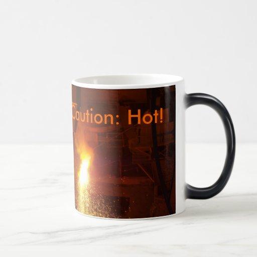Caution: Hot! Mug