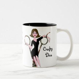 CAUTION: I Got Scissors & I Know How to Use Them! Coffee Mugs
