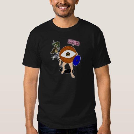 Caution: Live Yarn! Hunter T-Shirt
