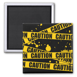 Caution! Magnet