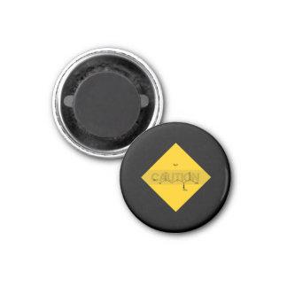 Caution: Monosodium Glutamate Magnet