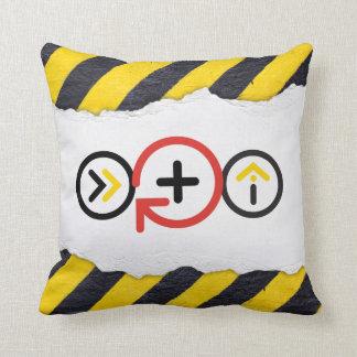 CAUTION Pillow