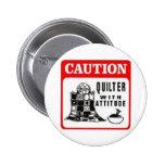 Caution Pin