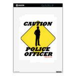 Caution_Police_Officer.gif Skins Para iPad 2