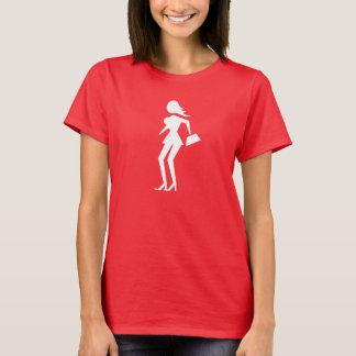Caution Prostitute (Attenzione Prostitute) T-Shirt