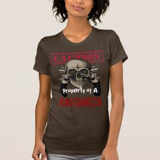 Caution Roughneck T-Shirt