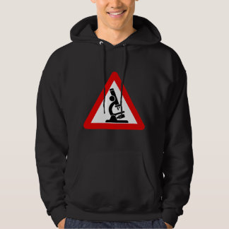 Caution:  SCIENCE! Hooded Pullover
