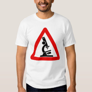 Caution:  SCIENCE! T-shirts