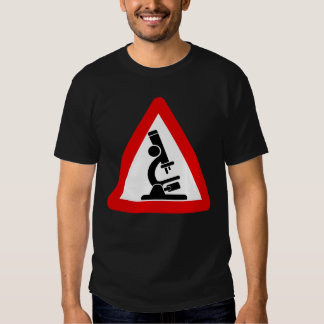 Caution:  SCIENCE! Tee Shirts