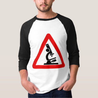 Caution:  SCIENCE! Tees
