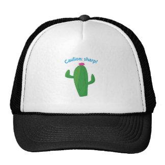 Caution:Sharp! Trucker Hat
