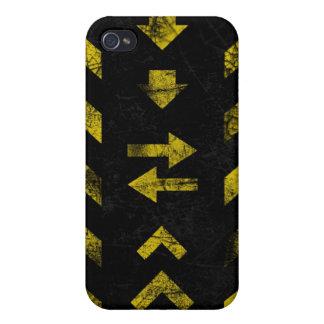 Caution Symbols - 4 iPhone 4/4S Case