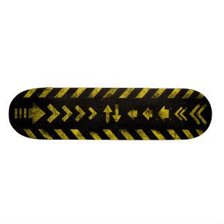 Caution Symbols - Skateboard