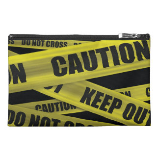Caution Tape - Accessory Bag