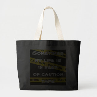 Caution Tape Bags
